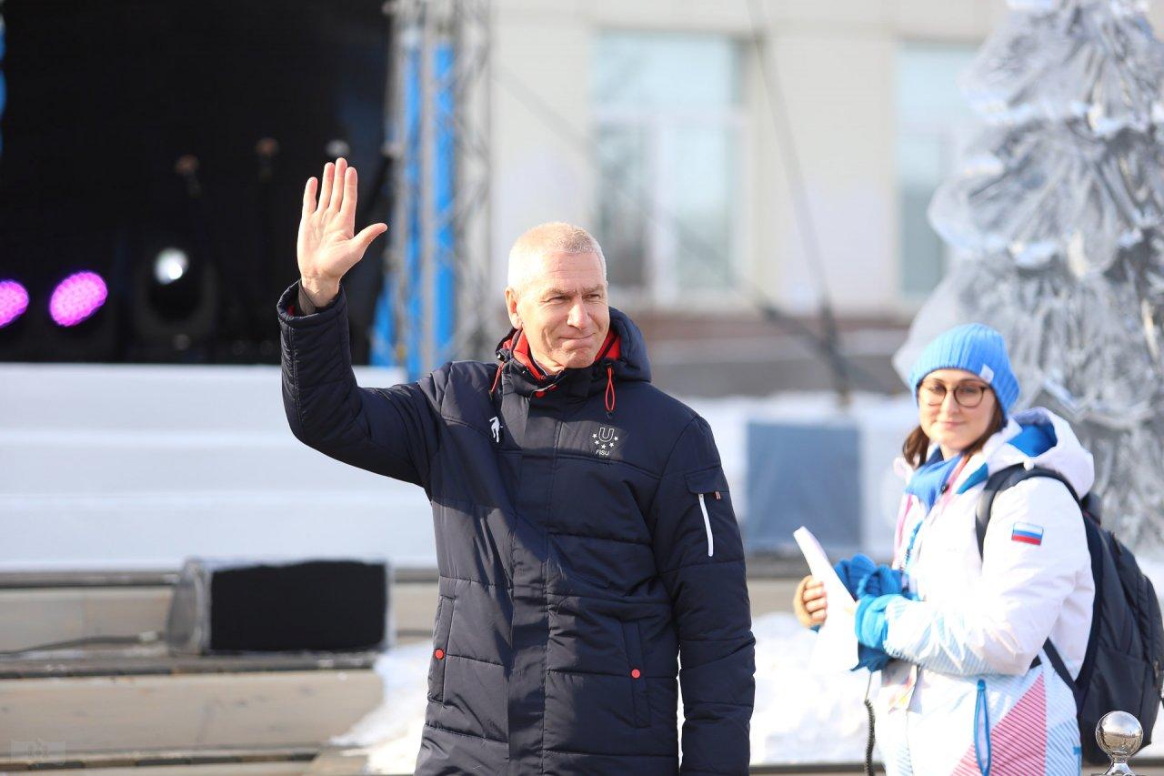 Oleg Matytsin Universiade 2019