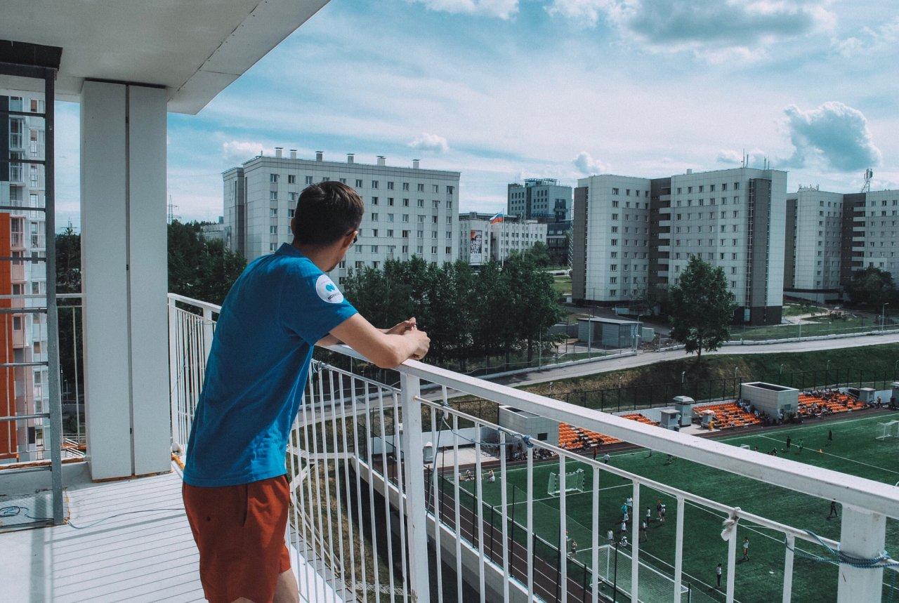 SibFU Dormitory 2