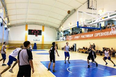 Спорткомплекс «Политехник», ул. Киренского, 15, спортивный зал